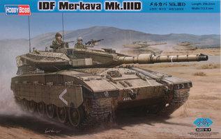 HobbyBoss IDF Merkava Mk.IIID 1:35