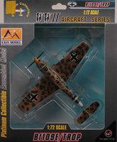 Easy Model Bf109E/Trop  1:72
