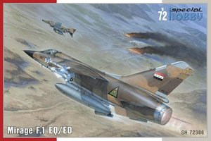 Special Hobby Mirage F.1/EQ/ED 1:72