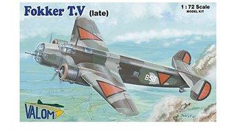 Valom Fokker T.V Late  1:72