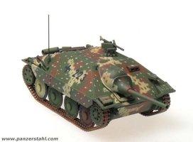 Panzerstahl Hetzer(Mid-Prod) 1:72