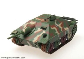 Panzerstahl Hetzer(Starr) 1:72