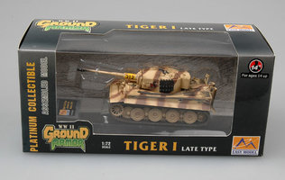 Easy Model  Tiger 1 Late Type 1:72