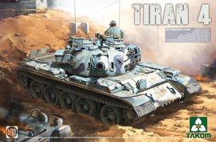 Takom Tiran 4 IDF Medium Tank  1:35