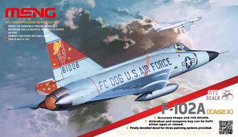 Meng F-102A Delta Dagger  1:72
