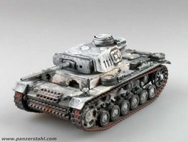 Panzerstahl Panzer III Ausf.L 1:72