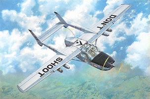 Roden O-2A Skymaster  1:32