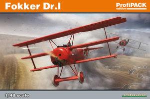 Eduard Fokker Dr.1 ProfiPack 1:48