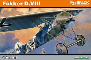 Eduard Fokker D.VIII  ProfiPack 1:48