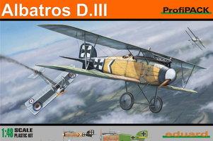 Eduard Albatros D.III ProfiPack 1:48