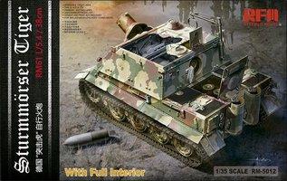 Rye Field Model Sturmmörser Tiger RM61 L/5,4 / 38 cm  1:35