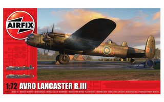 Airfix AVRO Lancaster B.III 1:72