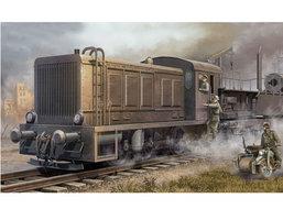 Trumpeter German WR 360 C12 Locomotive  1:35