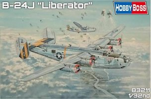 Hobby Boss US B-24J Liberator 1:32