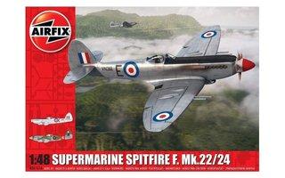 Airfix Supermarine Spitfire F Mk.22/24  1:48