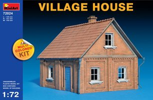 Miniart Village House 1:72
