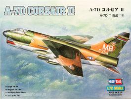 HobbyBoss A-7D Corsair II 1:72
