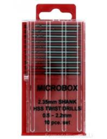 Model craft Microbox HSS Drill Set