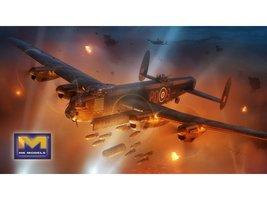 Hong Kong Models  Lancaster MkI. and Mk III.- limited Edition 1:32