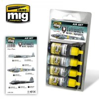 Ammo by Mig Air Set  Luftwaffe Mid War&Nightfighters Colors