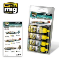Ammo by Mig Air Set  Luftwaffe Desert Colors