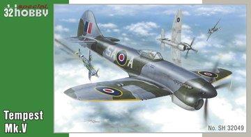 Special Hobby Hawker Tempest Mk.V  1:32