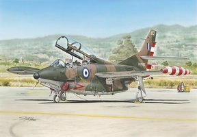 Special Hobby T-2 Buckeye Camouflaged 1:32