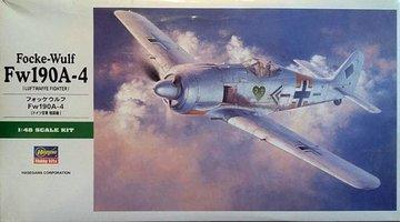 Hasegawa Focke Wulf Fw190A-4  1:48