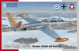 Special Hobby Fouga CM.170 Magister 1:72