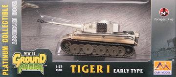 Easy Model  Tiger 1  1:72