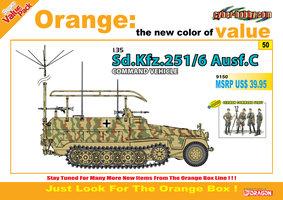 Cyber Hobby Sd.Kfz.251/6 Ausf.C 1:35