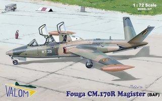 Valom Fouga CM.170R Magister 1:72