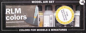 Vallejo Model Air  RLM Color Set