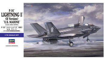Hasegawa F-35 Lightning II  1:72