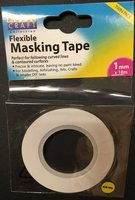 Model Craft 1mm Flexible Masking Tape