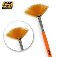AK Brush Fan shape
