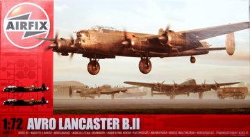 Airfix AVRO Lancaster B.II 1:72