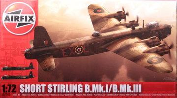 Airfix Short Stirling B.Mk.I/B.Mk.III 1:72