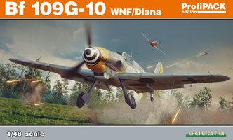 Eduard Messerschmitt Bf 109G-10 WNF/Diana  ProfiPack 1:48