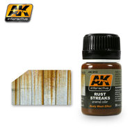 AK Weathering Rust Streaks