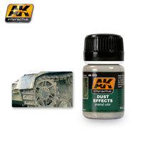 AK Weathering Dust Effects