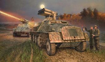 Italeri 15cm. Panzerwerfer 42 auf Sd.Kfz sWS 1:35