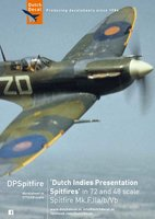 Dutch Decal Dutch Indies Presentation Spitfires