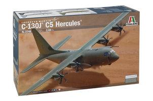 Italeri  C-130J  C5  Hercules  1:48