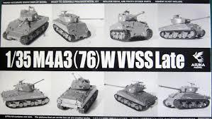 Asuka M4A3(76)W VVSS Late 1:35