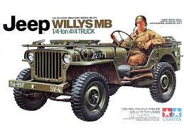 Tamiya Willy,s MB Jeep   1:35