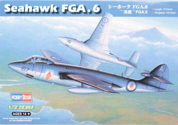 HobbyBoss Seahawk FGA.6 1:72