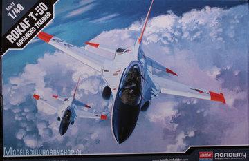 Academy ROKAF T-50 Advanced Trainer 1:48