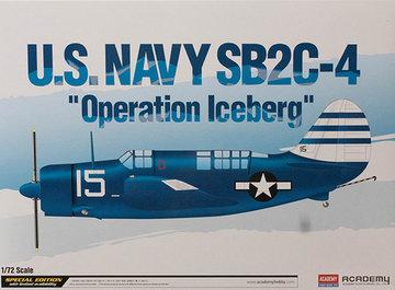 ACADEMYU.S.Navy SB2C-4