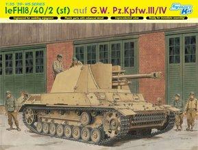 Dragon LeFH18/40/2 auf G.W. Pz.Kpfw.III/IV 1:35